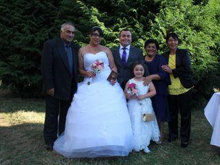 El matrimonio de Patricia y Guillermo 2