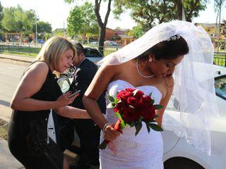 El matrimonio de Alejandro  y Carla 2