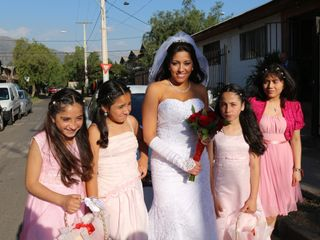 El matrimonio de Alejandro  y Carla 3