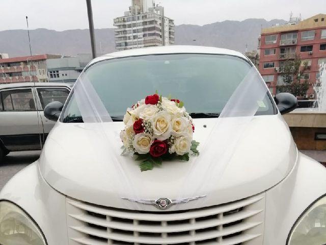 El matrimonio de María Florencia  y Boris  en Antofagasta, Antofagasta 1