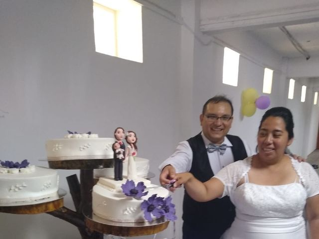 El matrimonio de Marco y Yenny