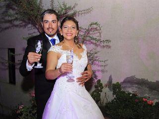 El matrimonio de Marjorie y Jorge