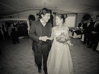 El matrimonio de Gissela y Constantino 1