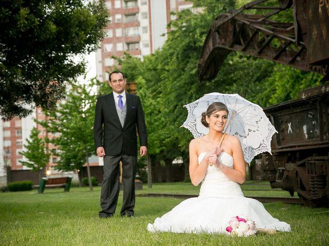 El matrimonio de Daniela y Juan Pablo