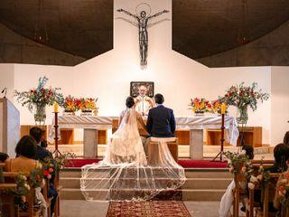 El matrimonio de Diana  y Camilo 1