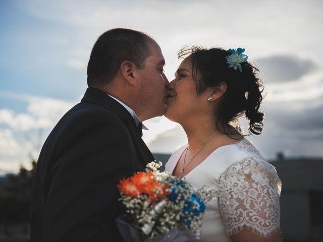 El matrimonio de Sole y Andrés