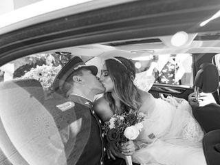 El matrimonio de Antonella y Felipe