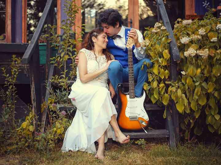 El matrimonio de Cynthia y Cristian