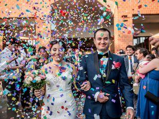 El matrimonio de Carolina y Rodrigo