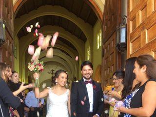 El matrimonio de Allison  y Gabriel  1