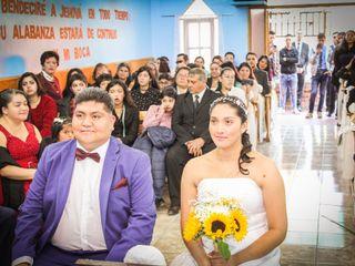 El matrimonio de David  y María José