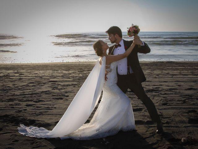 El matrimonio de Allison  y Gabriel