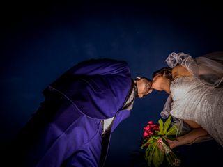 El matrimonio de María Isabel y Pablo