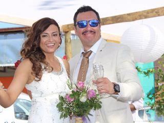 El matrimonio de Francisco y Pamela