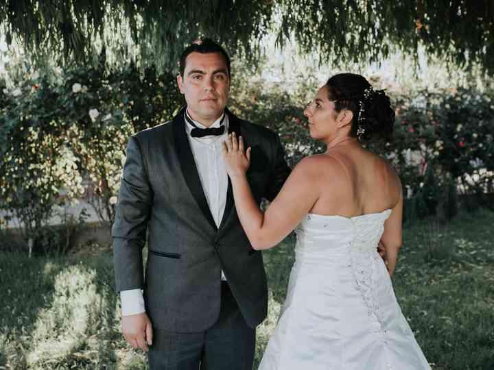 El matrimonio de Nathalie y César