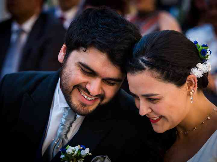 El matrimonio de Loreto y Sebastian