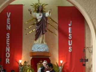 El matrimonio de Yanira y Claudio 1