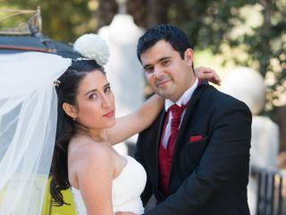 El matrimonio de Yanira y Claudio
