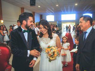 El matrimonio de Marcelo y Gisselle 2