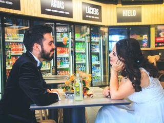 El matrimonio de Marcelo y Gisselle 3