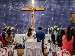 El matrimonio de Sofia  y Camilo  1