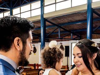 El matrimonio de Sofia  y Camilo  2