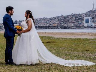 El matrimonio de Sofia  y Camilo