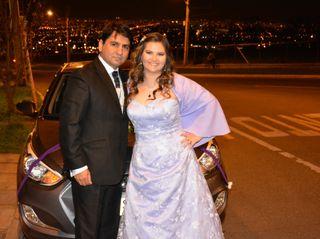 El matrimonio de Areliz y Juan Carlos
