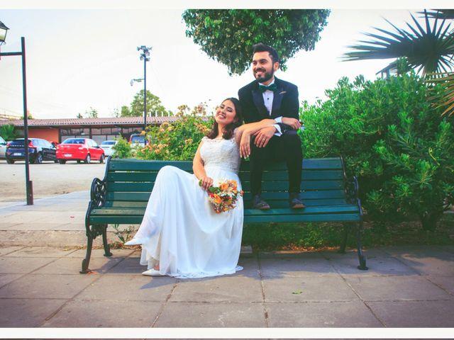 El matrimonio de Marcelo y Gisselle