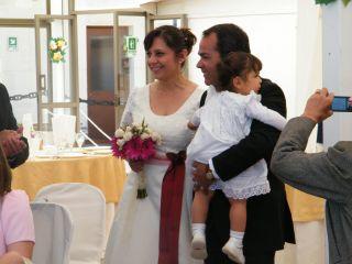 El matrimonio de Verónica y Juan Domingo 1