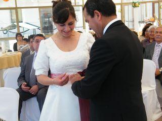 El matrimonio de Verónica y Juan Domingo 3