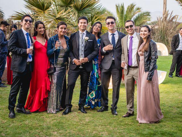 El matrimonio de Carlos y Vale en La Serena, Elqui 21