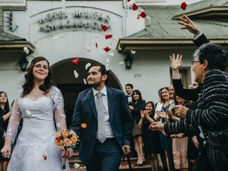 El matrimonio de Macarena y Mauricio