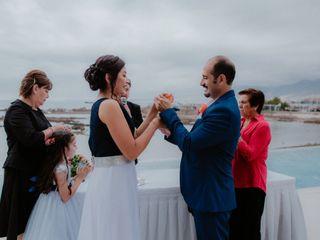 El matrimonio de Margarita y Andrés 1