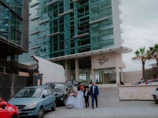 El matrimonio de Margarita y Andrés 2