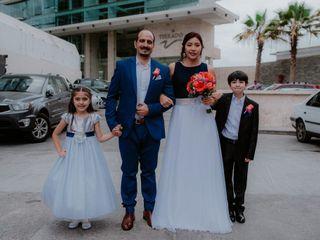 El matrimonio de Margarita y Andrés 3