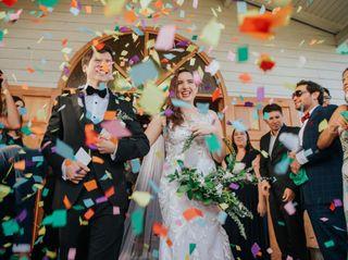 El matrimonio de María y Claudio 2