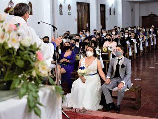 El matrimonio de Silvana y Mauricio