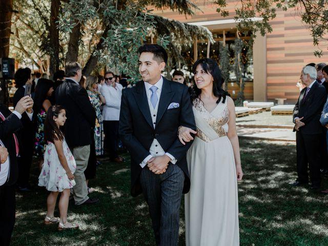 El matrimonio de Matias y Valentina en Santiago, Santiago 1