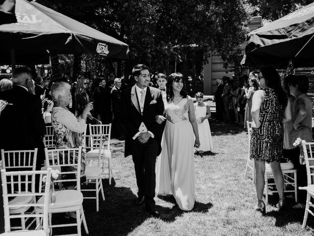 El matrimonio de Matias y Valentina en Santiago, Santiago 2