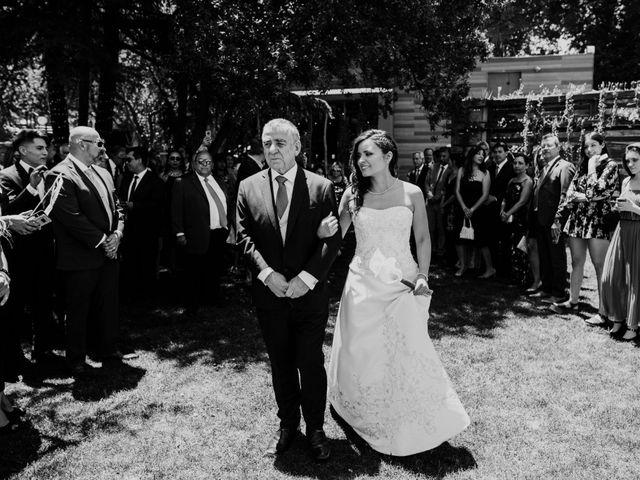 El matrimonio de Matias y Valentina en Santiago, Santiago 5
