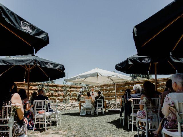 El matrimonio de Matias y Valentina en Santiago, Santiago 8