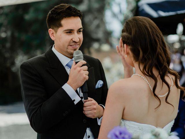 El matrimonio de Matias y Valentina en Santiago, Santiago 9