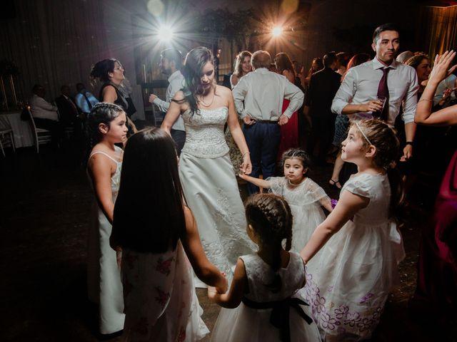 El matrimonio de Matias y Valentina en Santiago, Santiago 40