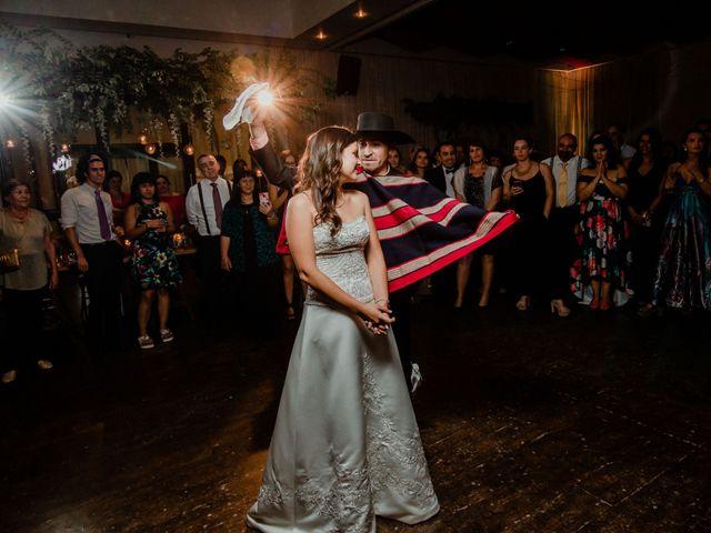 El matrimonio de Matias y Valentina en Santiago, Santiago 47