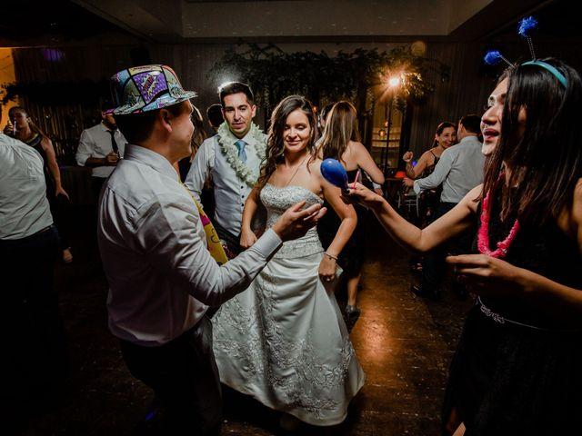 El matrimonio de Matias y Valentina en Santiago, Santiago 63
