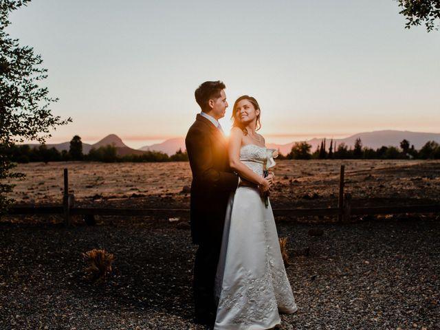 El matrimonio de Matias y Valentina en Santiago, Santiago 72