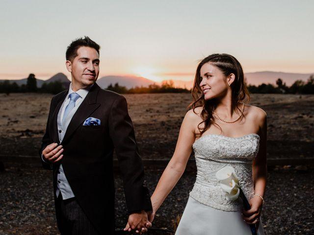El matrimonio de Matias y Valentina en Santiago, Santiago 73
