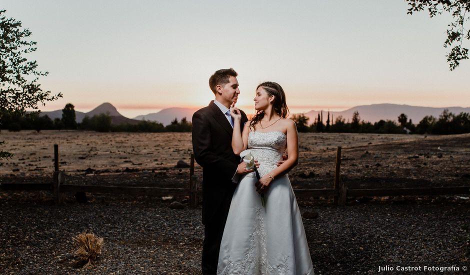 El matrimonio de Matias y Valentina en Santiago, Santiago