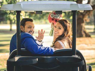 El matrimonio de Nereida y Vickins